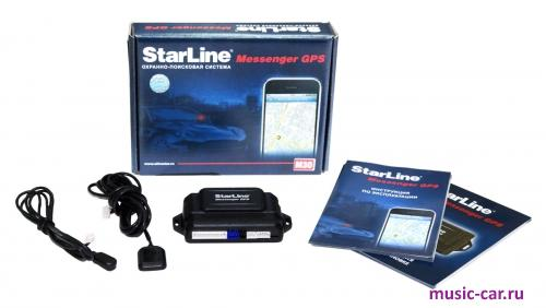 GPS/GSM-модуль StarLine M30 (Messenger GPS)