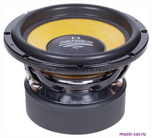 Сабвуфер Audio System H 12 SPL
