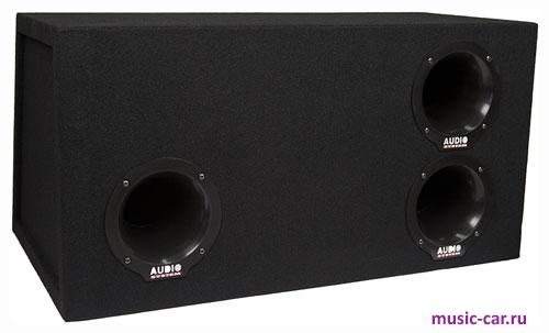 Сабвуфер Audio System HX 12 SQ BP-2