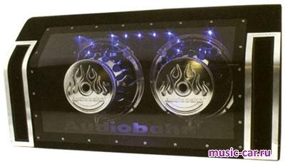 Сабвуфер Audiobahn ABP102N