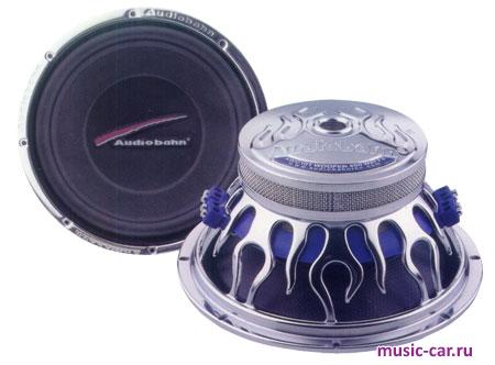 Сабвуфер Audiobahn AWC12T