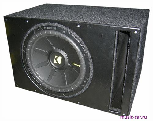 Сабвуфер Kicker CWS124 vented box