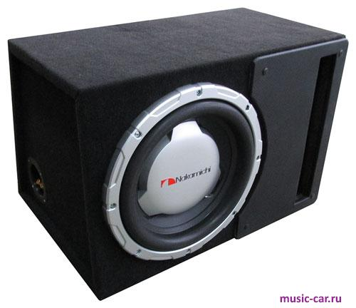 Сабвуфер Nakamichi W-350D in vented box