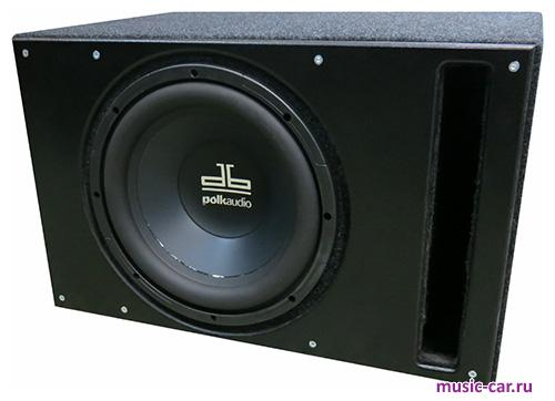 Сабвуфер Polk Audio db1040 vented box