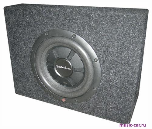 Сабвуфер Rockford Fosgate R2SD4-10 box