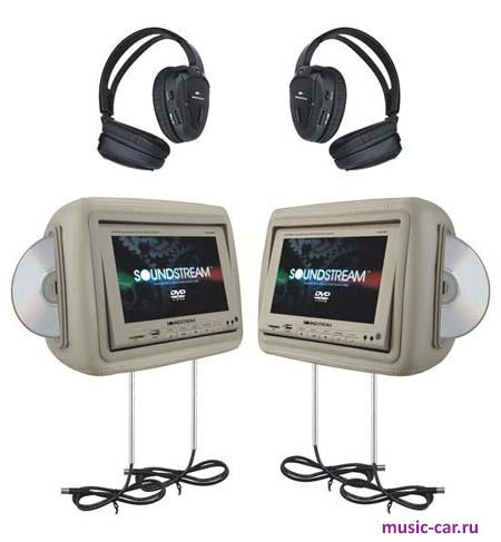 Soundstream VHD-9BG